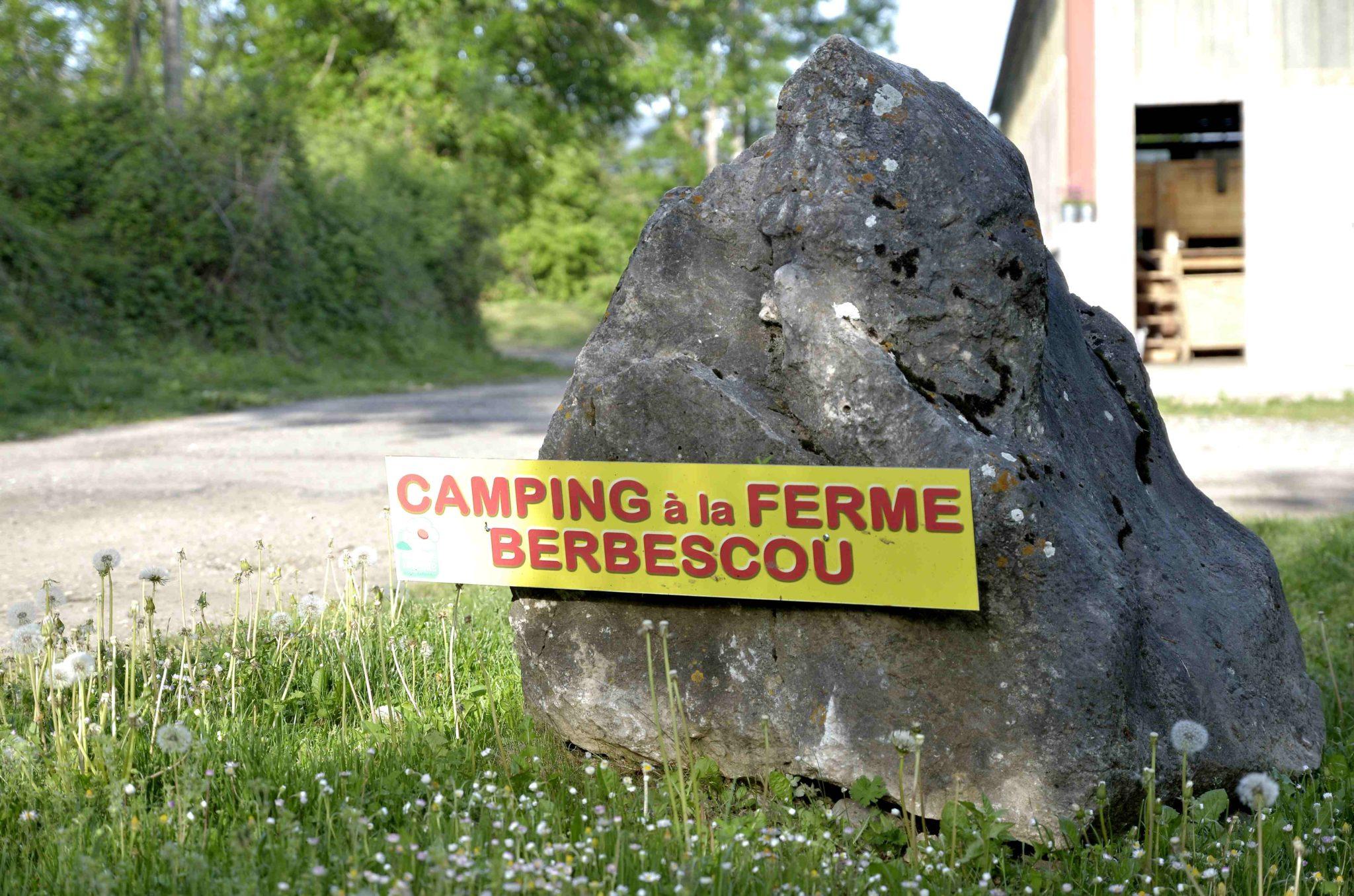 accueil camping à la ferme berbescou ariège pyrénées